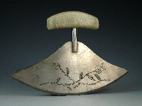 ROSE ENGRAVED ULU